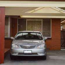 Outdoor Carports Designs by Mel Pergolas in Melbourne